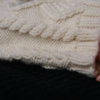 Eileen Casey - Baby Aran Body Suit 6