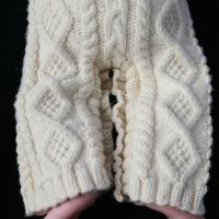 Eileen Casey - Baby Aran Body Suit 3