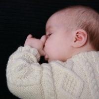 Eileen Casey - Baby Aran Body Suit 2