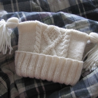 Eileen Casey - Baby Aran Hat 2