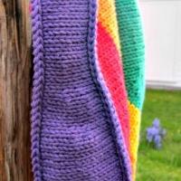 Over the Rainbow Bag Gussett