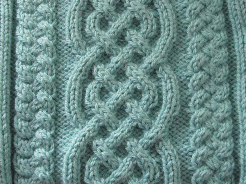 Knitting Cables Without Cable Needle : Tutorial