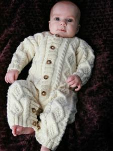 Baby Aran Layette Thumbnail